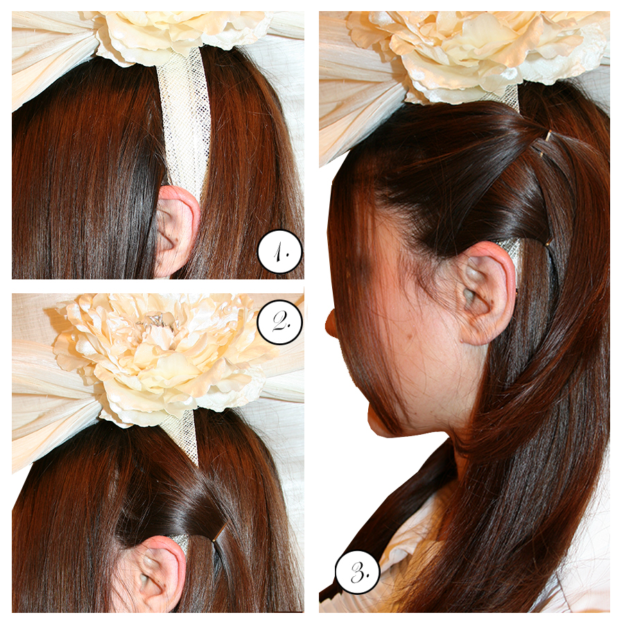 Hair Band Fascinator