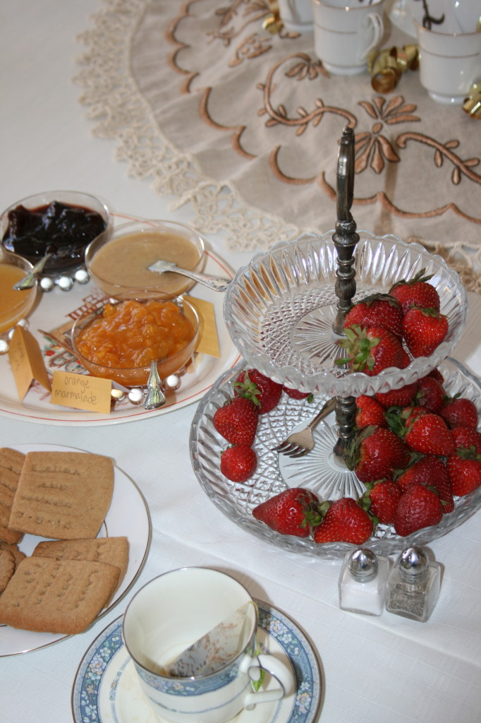 Tea Party Spread