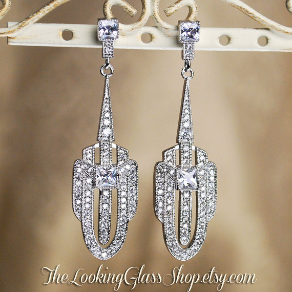 The Bridesmaid's Earrings