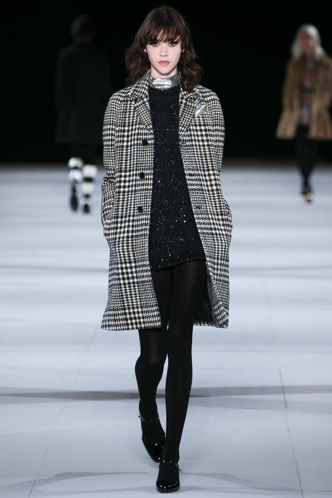 Saint Laurent Fall/Winter 2014